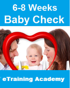6-8 weeks baby check for Doctors