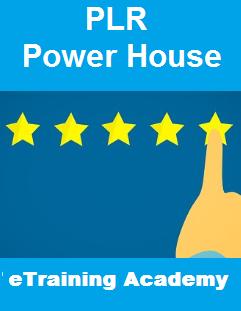 PLR Power House