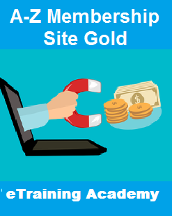 A-Z Membership Site Gold