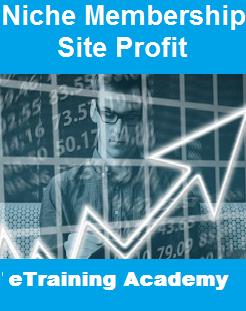 Niche Membership Site Profit