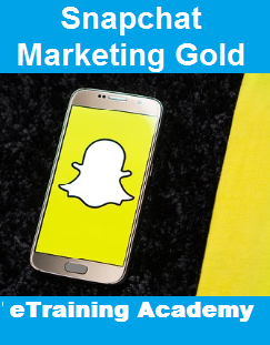 Snapchat Marketing Gold