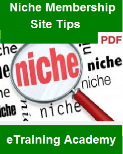 Niche Membership Site Tips