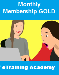 Monthly Membership GOLD