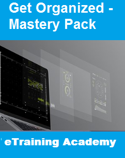 Get Organized -Mastery Pack
