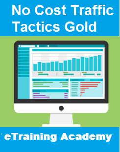 No Cost Traffic Tactics Gold