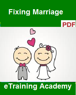Fixing Marriage